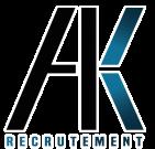 Logo AK Recrutement